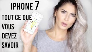 Video IPHONE 7 - L'ECRAN EST JAUNE ! Iphone 7 vs 6s: Nouveautés & Déceptions - Français MP3, 3GP, MP4, WEBM, AVI, FLV Oktober 2017