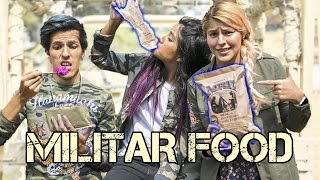 COMIDA MILITAR CHALLENGE MILLITAR FOOD | RETO POLINESIO LOS POLINESIOS