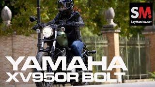 8. Prueba Yamaha XV950R Bolt 2014