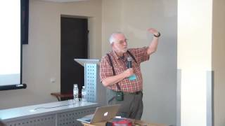 Lecture – Workshop for Masters. Professor Sir Michael Berry, University of Bristol, UK. Part 2