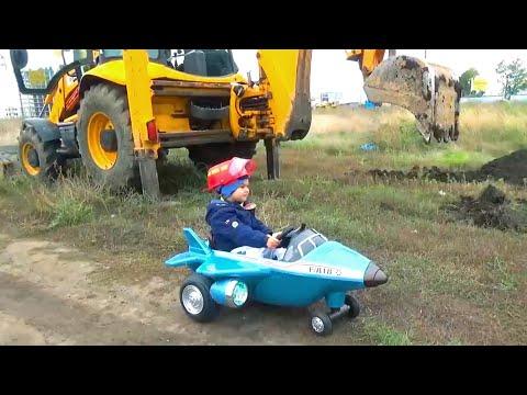 Traktörler ve vinç bozuldu - Komik hikayeler derleme
