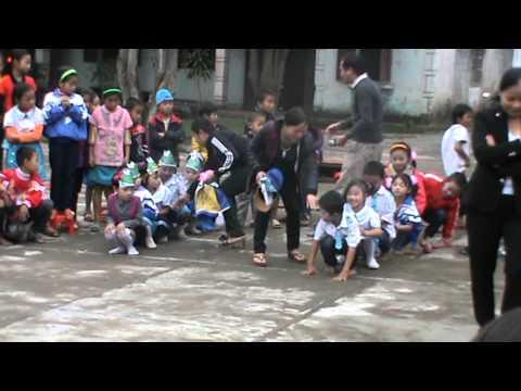 Trò chơi dan gian chào mừng ngày nhà giáo VN 20-11-2013