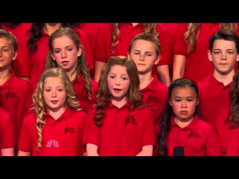 Choir - America's Got Talent 2014 - Auditions - One Voice Children's Choir.