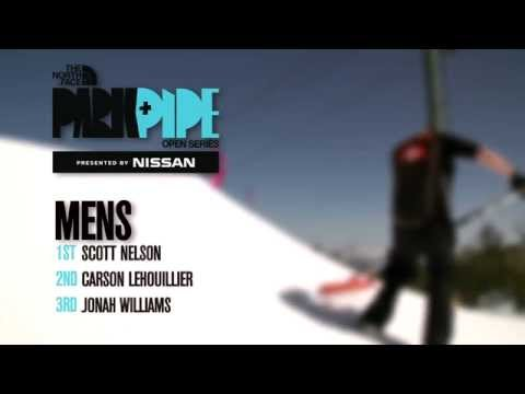 North Face Park & Pipe @ Heavenly