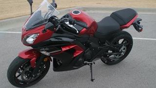5. Random Mondays #9  - 2016 Kawasaki Ninja 650 First Ride