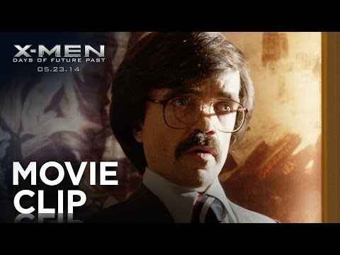 X-Men: Days of Future Past (Clip 'Boardroom')