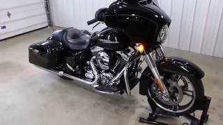 10. 2015 Harley Davidson FLHXS Street Glide special