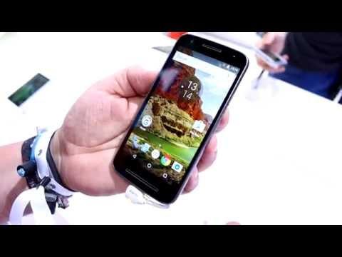 Lenovo Moto E3 (Power) hands on at IFA 2016