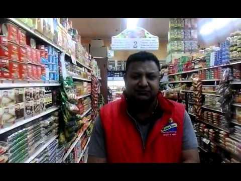 Hondureño manager Supermercado Pioneer, Nueva York