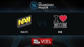 MB5 vs Na'Vi, game 2