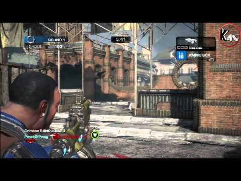 Firstview Gears of War Judgment - Overrun Demo (Xbox 360)