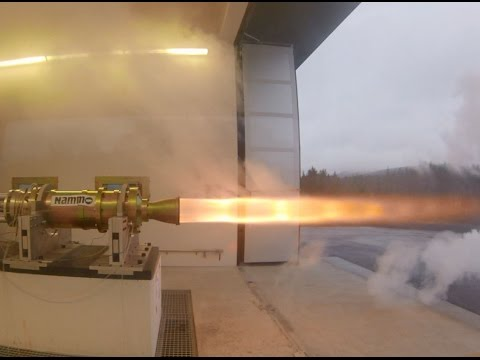 BLOODHOUND's new 1,000mph Hybrid Rocket - Tested