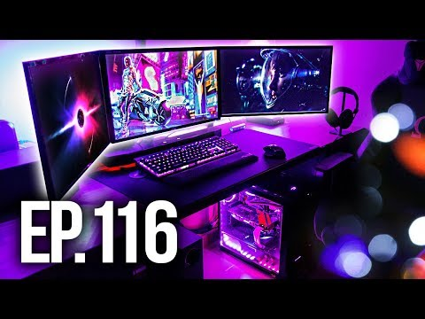 Video Room Tour Project 116 - Best Gaming Setups! download in MP3, 3GP, MP4, WEBM, AVI, FLV January 2017