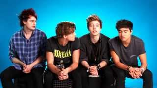 5 Seconds of Summer - Kiss Me Kiss Me (Track by Track)