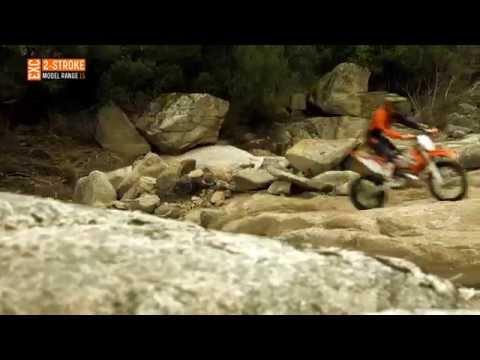 Vídeos de 'Nuevas KTM EXC 2015: ¡Dame más enduro!'
