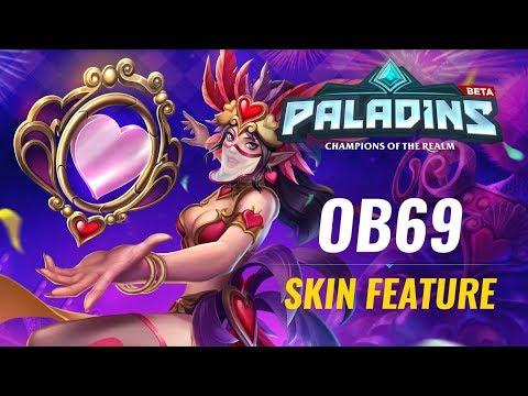 Paladins - Skin Spotlight - Open Beta 69