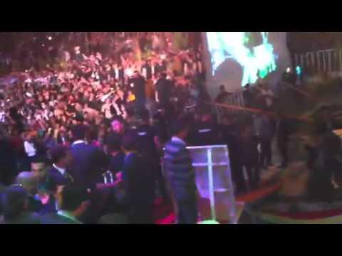 Concert jamshid & Mansour in erbil iraq + shooting (видео)