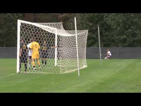 Alma College Men's Soccer - September 27, 2011