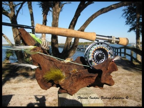 Fly Fishing Charter Guides Near Orlando & Disney