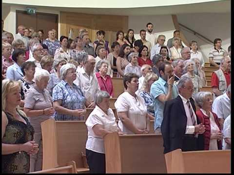 2017-06-04 Vasárnapi szentmise a Gazdagréti Szent Angyalok Plébánián