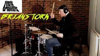 Arctic Monkeys - Brianstorm (Drum Cover) by Jamie Warren