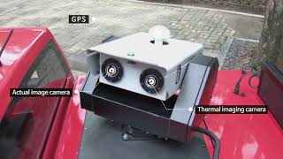 Overhead Power Line Inspection Equipment thermal imaging camera IR camera Thermography youtube video