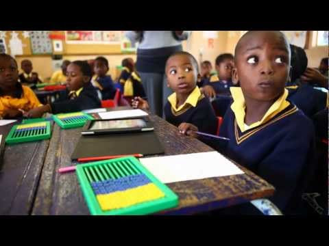 iPads in Action - Ndlelenhle Primary School