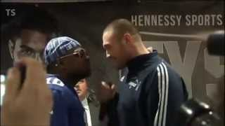 Tyson Fury being Hilarious: A Compilation.