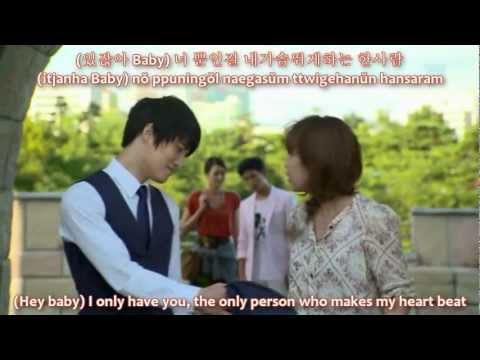 A Pink   Let Us Just Love (Protect the Boss OST) [romanize+hangul+eng sub]