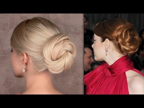 Video Of The Week: Updo Hair Tutorial