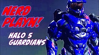 NERD PLAYN! HALO 5 4/2/17 From Ed Johnson Presents NERD