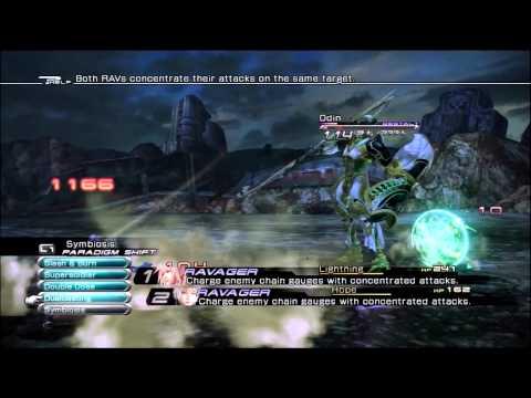 preview-Let\'s Play Final Fantasy 13! - 018 - Odin (ctye85)