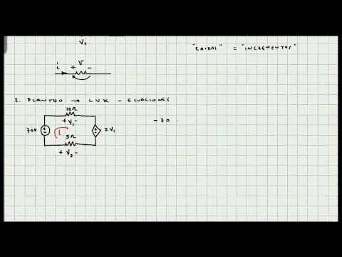 Ejercicio Ley de Voltjes Kirchoff - Circuitos Eléctricos - Mi Profesor de Fisica - Video 071