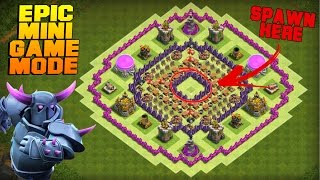 Video Clash of Clans | TH7 Mini Game Base | The Core | Epic Game Mode + Funny Fails [Friendly Battle 2016] MP3, 3GP, MP4, WEBM, AVI, FLV Oktober 2017