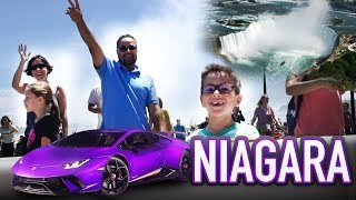 [REACTION Video #28] RUCKUS on Niagara Falls Boardwalk by DoctaM3's Supercars Personified