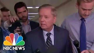 Senators React To Christine Blasey Ford's Testimony Against Judge Brett Kavanaugh | NBC News