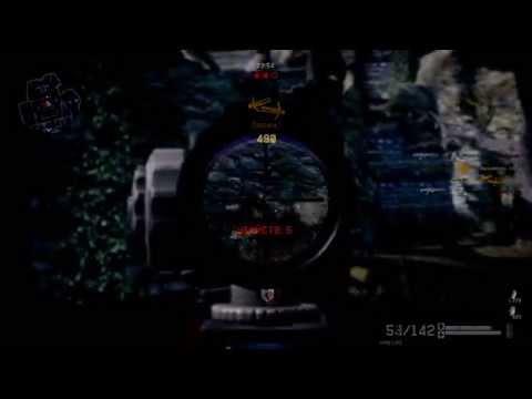 Warface XM8 LMG Frag Movie [Oldman]