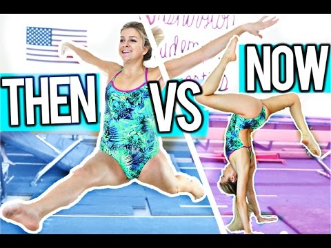 Video Gymnastics Then VS Now download in MP3, 3GP, MP4, WEBM, AVI, FLV January 2017