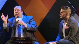Video Paul Heyman explains not doing enough with Cesaro - #SRShow MP3, 3GP, MP4, WEBM, AVI, FLV Maret 2019