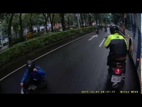 敦化南路 市民大道 八德路三段 口機車車禍