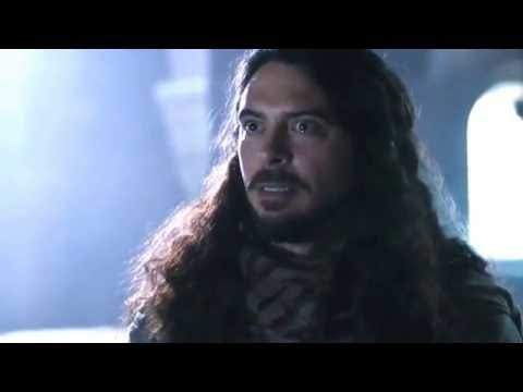 The musketeers season 3 ( aramis tells the king the truth )