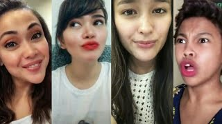 Pinoy Celebrities Tik Tok Videos Cute And Funny Compilation