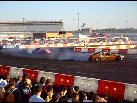 Drift Cars at Nopi Nationals