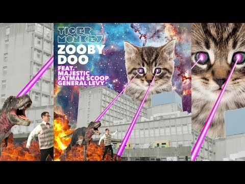 Tigermonkey feat. Majestic, Fatman Scoop & General Levy  - Zooby Doo [Official]