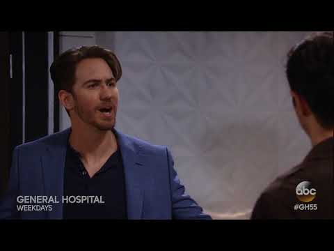 General Hospital Clip: Signing My Death Warrant