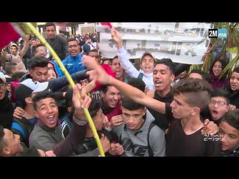 احتجاجات وشعارات قوية ضد التوقيت المدرسي الجديد بالدار البيضاء
