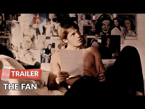 The Fan 1981 Trailer HD | Lauren Bacall | James Garner | Michael Biehn