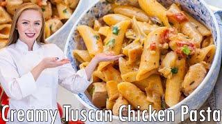 Sun Dried Tomato Chicken Pasta by Tatyana's Everyday Food
