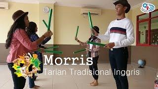SENI TARI: 'Morris' Tari Mancanegara _ US 2016/2017