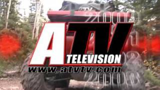 10. ATV Television Test - 2008 Suzuki King Quad 400